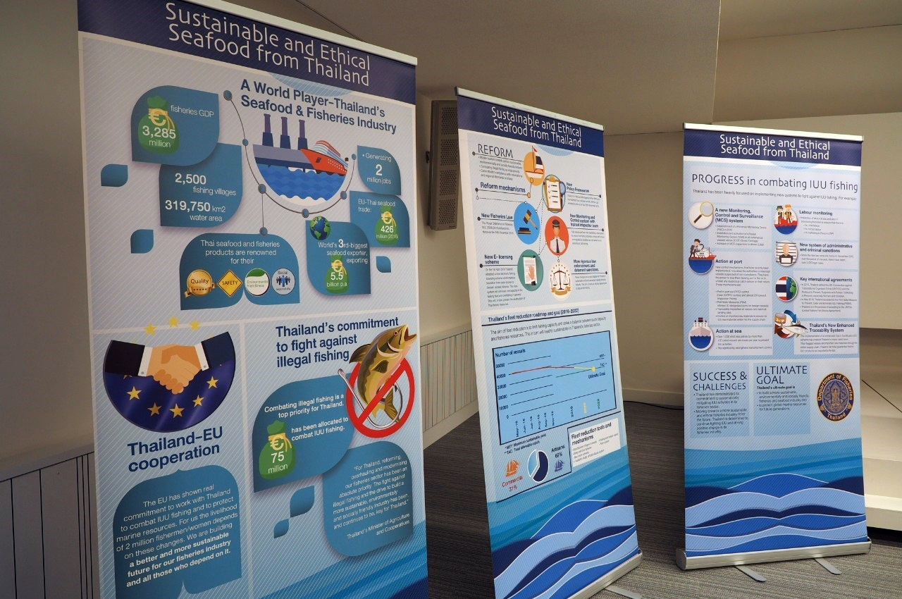 Thailand showcases sustainable fishery initiatives at the